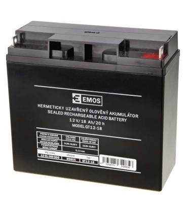 SLA Battery 12V/18Ah B9655 8595025340856