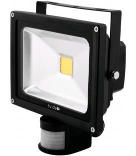 Več o Led Reflektor 20W (200W) NW IP65 PIR s senzorjem gibanja