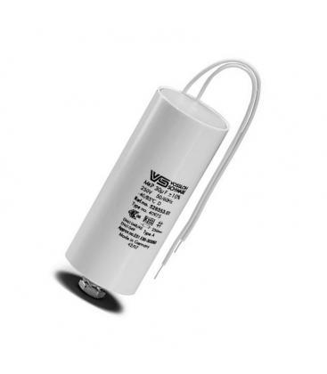 VS Capacitor 50μF 50/60Hz 250V 571657 4050732495298
