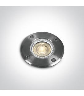 Más sobre Empotrado Acero inoxidable 35W GU10 IP67 Circular