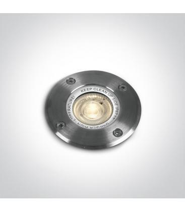 Inground Stainless steel 35W GU10 IP67 Circular 69006G 5291889036425