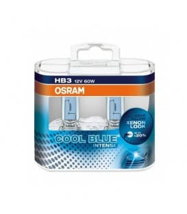 HB3 12V 60W 9005 CBI Cool Blue Intense - Dvojno pakiranje