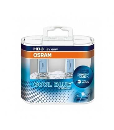 HB3 12V 60W 9005 CBI Cool Blue Intense Doppelpack 9005-CBI-DUO 4008321660282