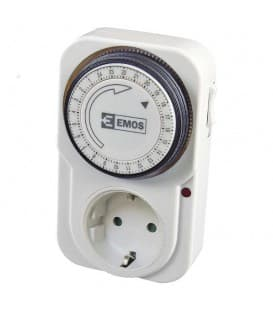 More about Analogue time switch daily
