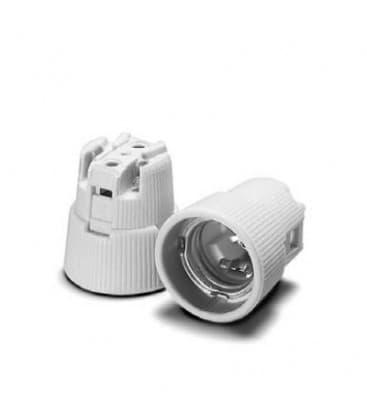 Lampholder E27 Porcelain M4 62310