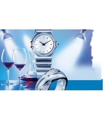 Decostar 51 CB 46871 50W 12V Wfl Cool Blue