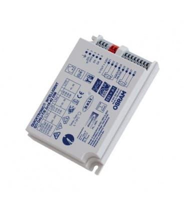 QTi DALI T e 2x18 42W 220V DIM Quicktronic intelligent QTI-DALI-T-E-2-18-42 4008321060822