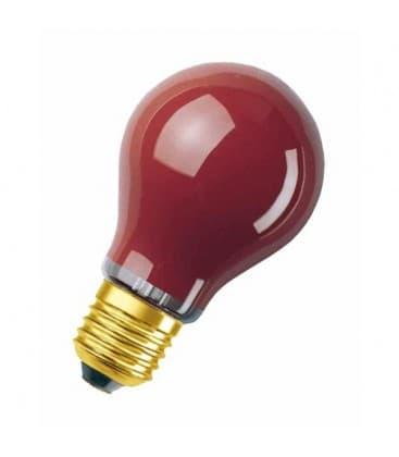 Decor A 11W E27 Rosso