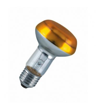 Concentra R63 40W E27 Gelb