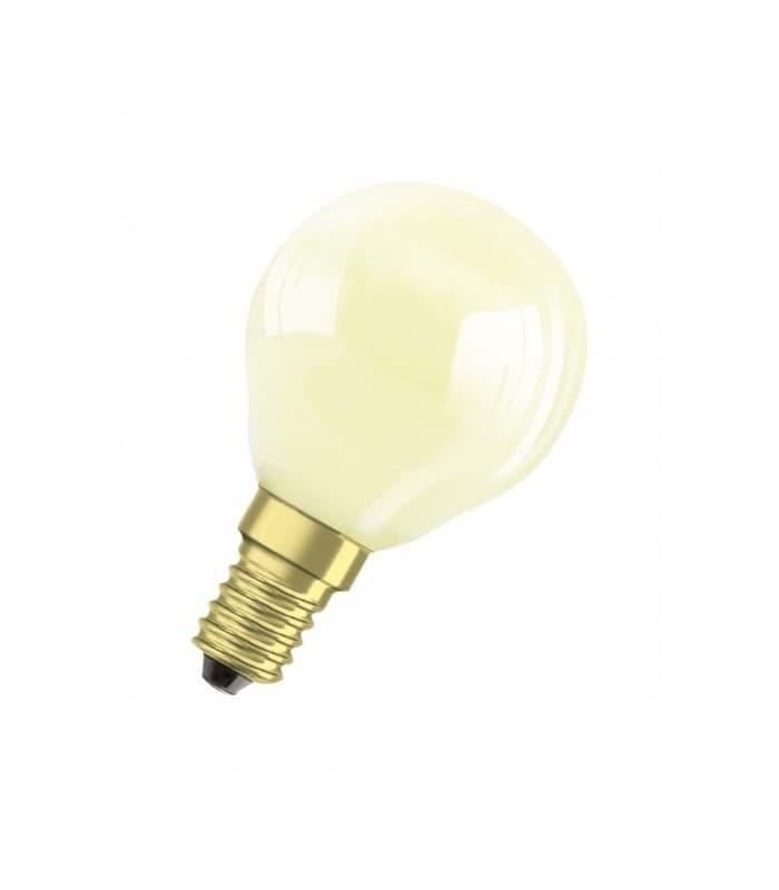 Allg 5 St Glühlampen farbig 25W E27  orange     illumination Lichterkette