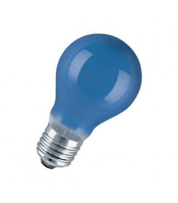 Decor A 11W E27 Blau