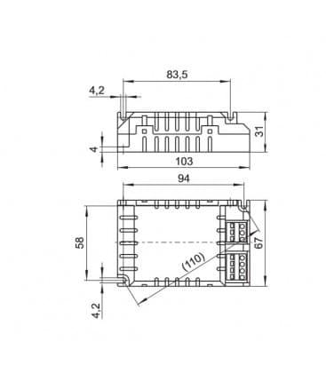 ELXc 142.872 1x18-42W, 2x18-26W TC-F/-L, TC-dEL/-tEL, TC-dD, T-R5