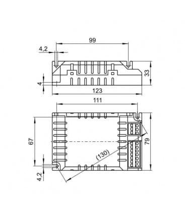 ELXc 242.837 2x18W-42W TC-F/-L, TC-dEL/-tEL, TC-dD, T-R5