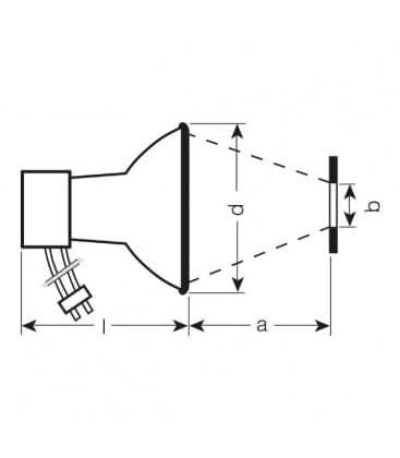 HQI-R 150-ndl FO