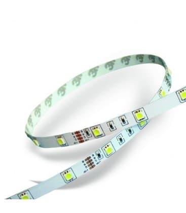 Bandes de LED 12V 5050 7,2W/m IP20   blanc froid