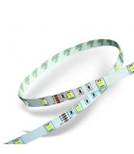 LED streifen 12V 5050 7,2W/m IP20   warmweiss