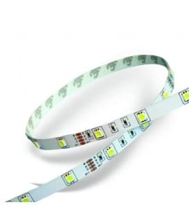 LED strips 12V 5050 7,2W/m IP20 warm white