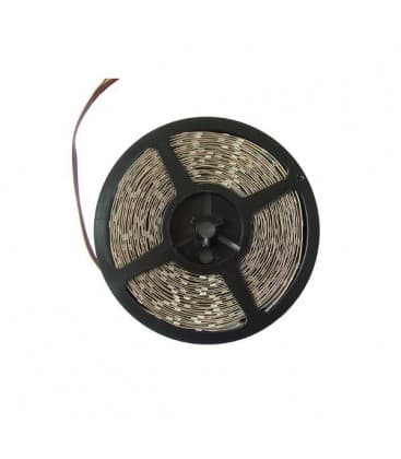 Bandes de LED 12V 5050 14,4W/m IP20 blanc chaud