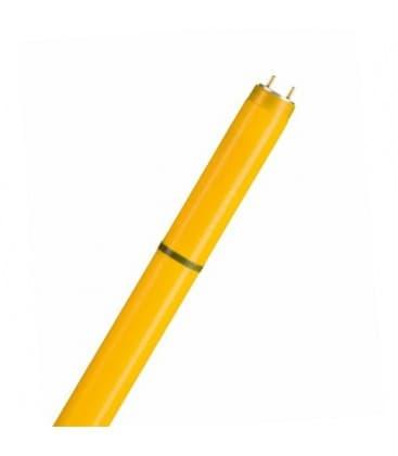 T8 L 18W-62 G13 Gelb UV Stopp