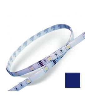 Tiras de LED 12V 5050 14,4W/m IP65 a prueba de agua azul