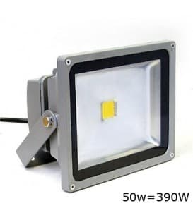 VT-4050 LED reflecteur 50W (390W) IP65 WW