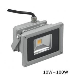 VT-4010 LED Reflektor  10W (100W) IP65 CW