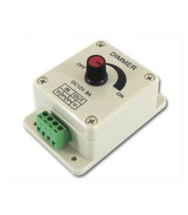 LED Controller DC 12V/24V 96W/192W