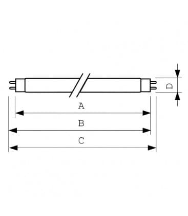 Actinic BL TL-d 30W-10 uv-a G13