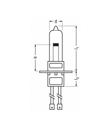 64361 HLX-A 150-15 150W PK30d