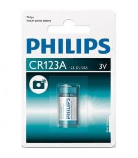 CR123A 3V Foto litijeva baterija