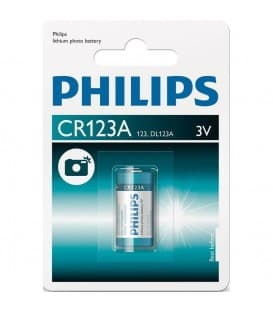 CR123A 3V Photo-Lithium-Batterie