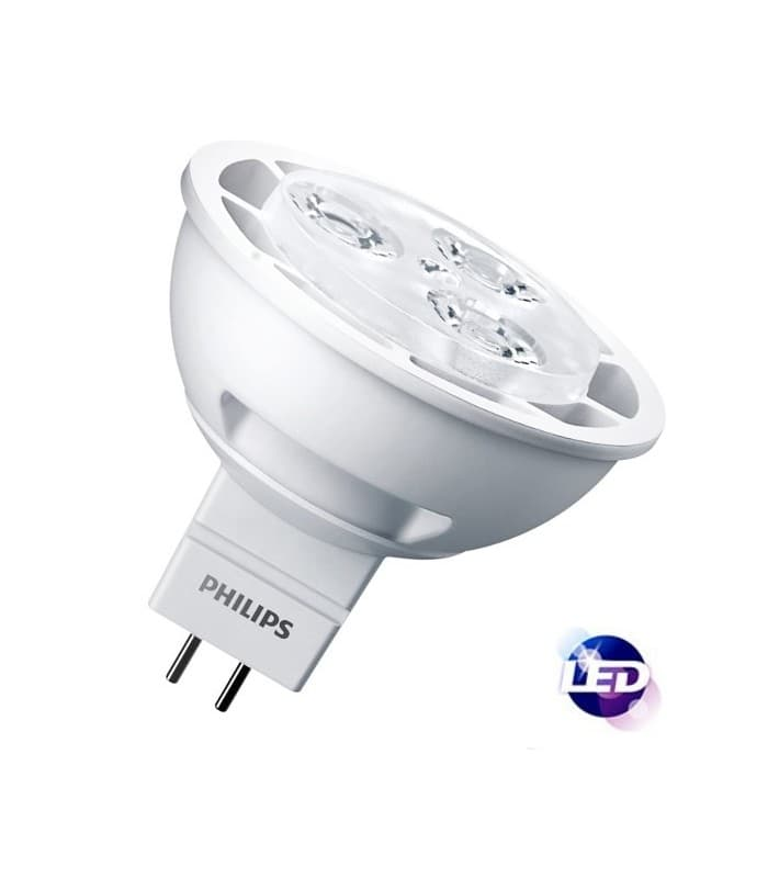 Philips Master Ledspotlv 5 5 35w Wh 12v Mr16 36d
