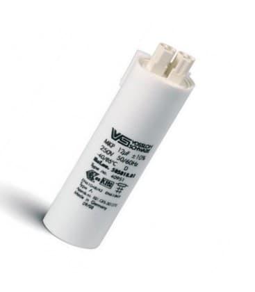 Condensatore VS 8mF 50/60Hz 250V 40950 505891