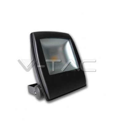 VT-4010G LED reflector Design 10W (100W) IP65 WW Vivienda grafito