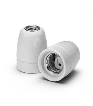 Douille E27 Porcelaine M10 62061