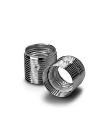 Plain casings for lampholder E27 83227 504643 4014364273679
