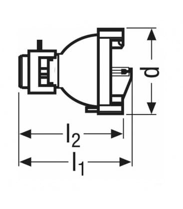 XBO R 180W/45 C ofr