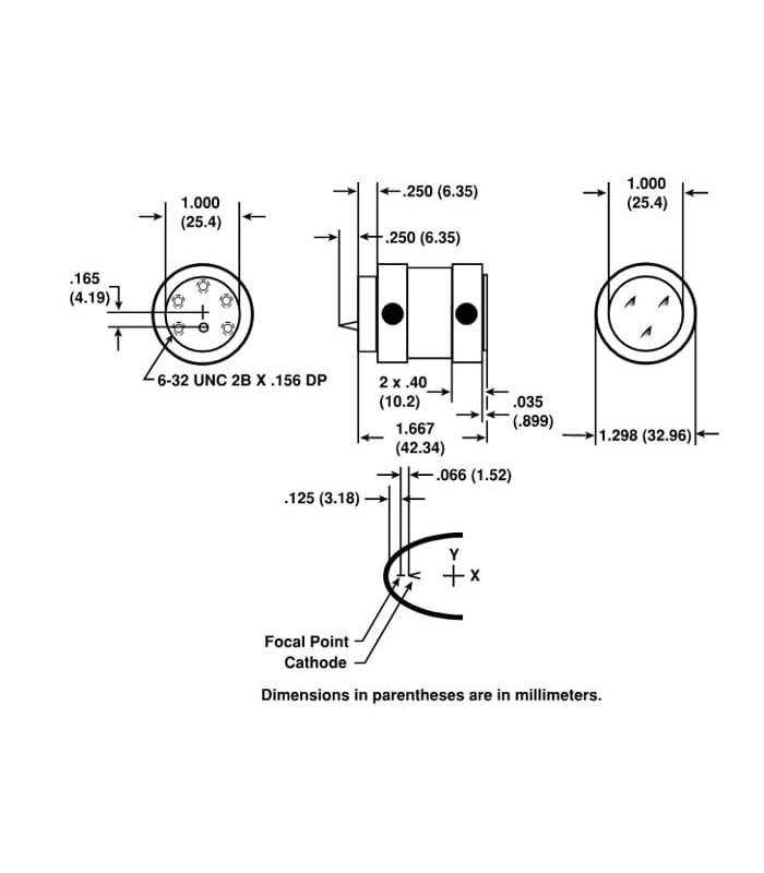 Excelitas PE300BF MD-631 Cermax Xenonbogenlampe pe300bf ...