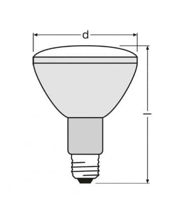 HCI-Par30 70W-930 wdl fl 30D E27