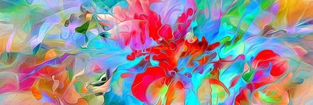 High colour recognition
