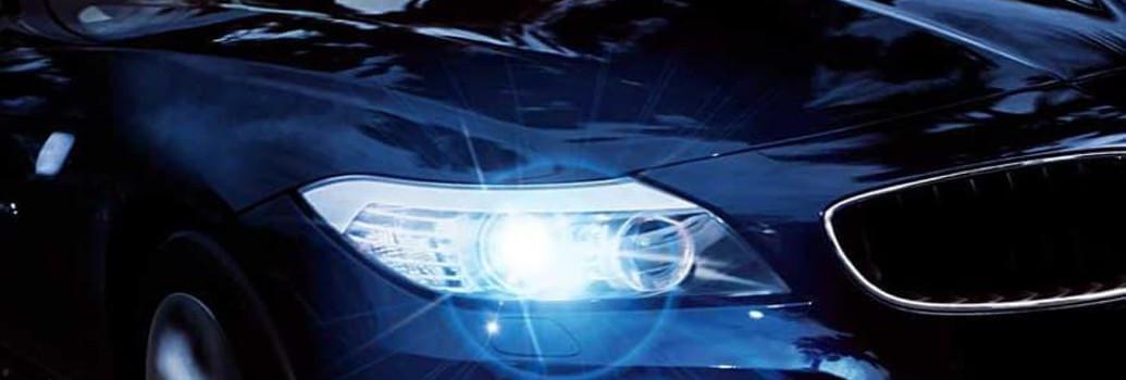 HID Xenon-Autolampen