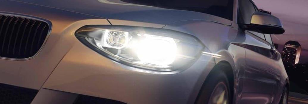 Lampen für Autoscheinwerfer