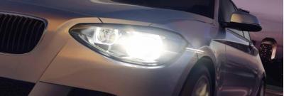 Lampes pour phares de voiture
