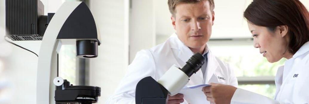 Žarnice brez reflektorja za mikroskope in kirurgijo