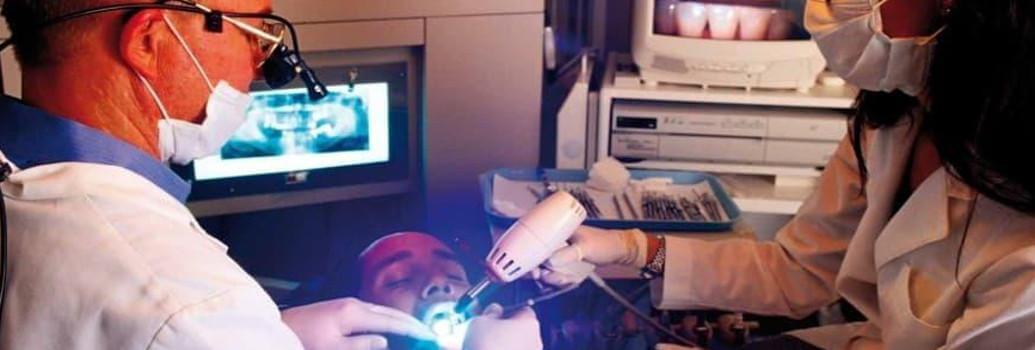 Lampen für die Zahnbehandlung mit Reflektor MR11-13