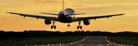 Lampes à contrôle de courant pour aérodromes