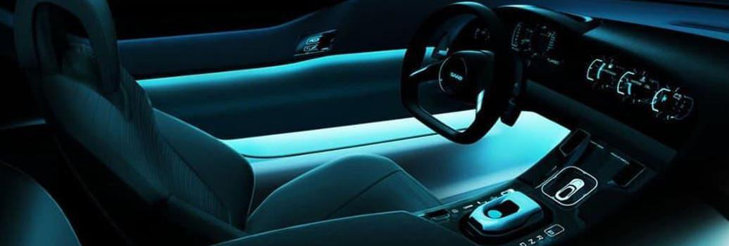 Led avtomobilske luči in žarnice