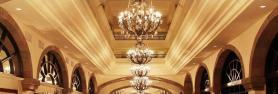 Velas clásicas lámparas Led