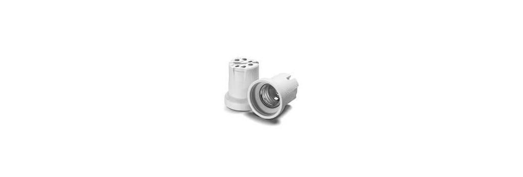Lamp holders E40