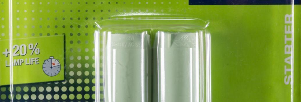 Starterji za vžig fluorescenčnih sijalk